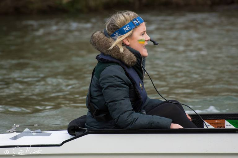 Coxing