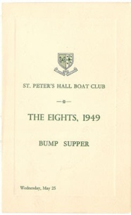 1949 Bump Supper 1