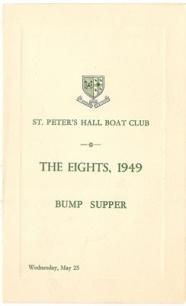 1949 Bump Supper 1