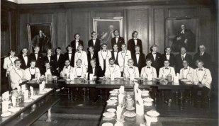 Boat Club Annual Dinner 1966