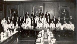 Boat Club Annual Dinner 1966