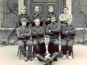 Torpids 1st VIII 1966
